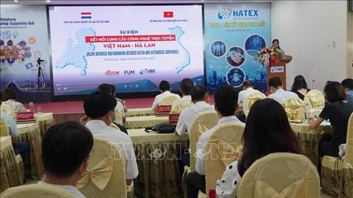 Kết nối cung cầu công nghệ Việt Nam - Hà Lan - ảnh 1