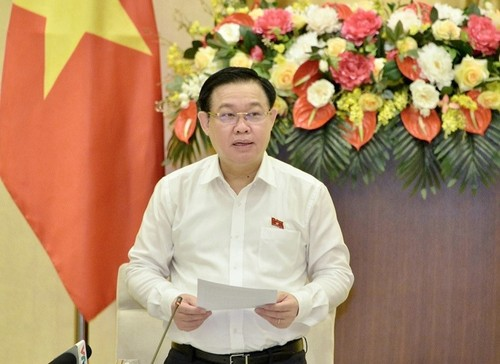 Chủ tịch Quốc hội: Đất đai là nguồn lực to lớn và quan trọng bậc nhất trong phát triển kinh tế - xã hội - ảnh 1