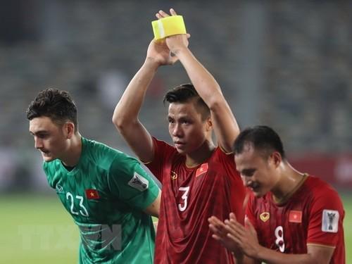 Foreign media praise Vietnam's performance against Iraq - ảnh 1