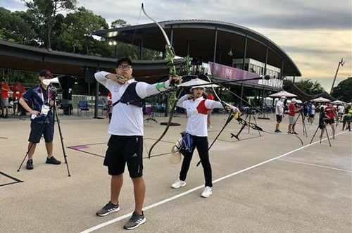 Vietnamese athletes hope to shine at Tokyo Olympics 2020 - ảnh 1
