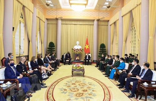 US pledges cooperation with Vietnam to address aftermath of war - ảnh 2