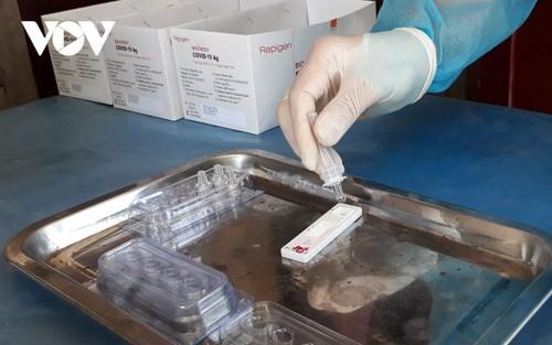 Vietnam reports 7,244 new COVID-19 cases - ảnh 1