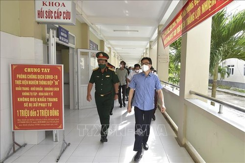 Deputy PM urges Kien Giang to speed up COVID-19 screening, testing - ảnh 1