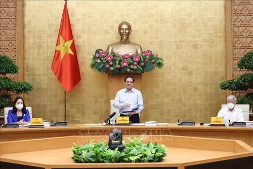 Emulation campaign calling for national unity against COVID-19 launched - ảnh 1