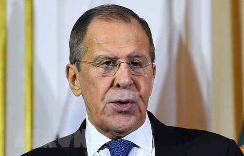 Russia conducts shuttle diplomacy in settling Nagorno-Karabakh dispute - ảnh 1
