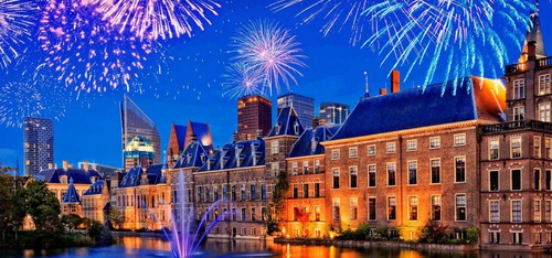 Things Dutch people do on New Year's Day - ảnh 3