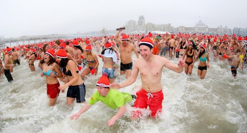Things Dutch people do on New Year's Day - ảnh 4