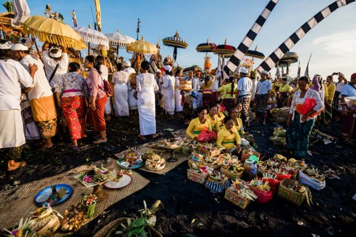 Nyepi Day in Bali or Bali Day of Silence - ảnh 3