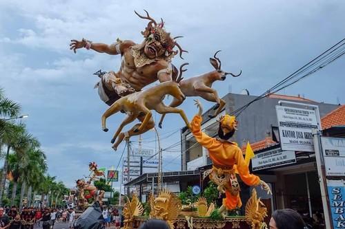Nyepi Day in Bali or Bali Day of Silence - ảnh 5