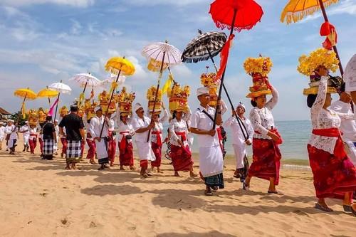 Nyepi Day in Bali or Bali Day of Silence - ảnh 4