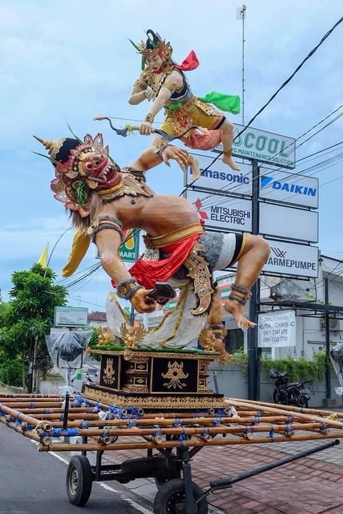 Nyepi Day in Bali or Bali Day of Silence - ảnh 7