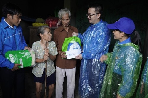 """""""Millions of meals"""" campaign shows Vietnamese youth's devotion to charity - ảnh 2"""