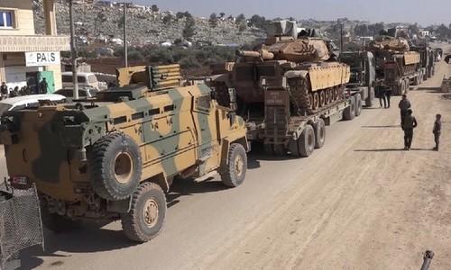 Rusia y Turquía acuerdan un alto el fuego en Siria - ảnh 1