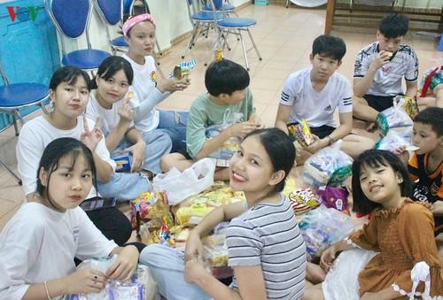 Un hogar para los niños desfavorecidos en Da Nang - ảnh 2