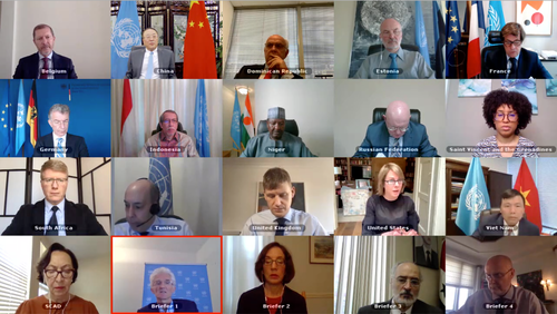 Vietnam llama a la comunidad internacional a mantener ayuda humanitaria a Siria - ảnh 1