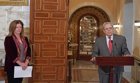 La ONU insta a las partes en Libia a priorizar sus intereses nacionales en las negociaciones - ảnh 1