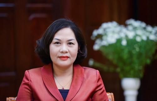 Vietnam designa nueva gobernadora del Banco del Estado - ảnh 1