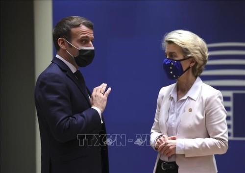 UE y sus esfuerzos para abordar dificultades en 2020 - ảnh 1
