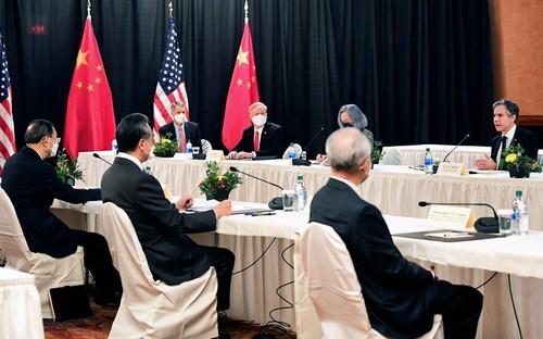 Es difícil lograr un gran avance en las relaciones entre Estados Unidos y China - ảnh 1