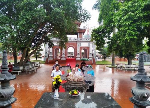 Templo de Xa Tac, patrimonio histórico de Quang Ninh   - ảnh 2