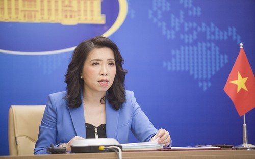 Vietnam llama a las partes a reanudar el proceso de paz en Oriente Medio - ảnh 1