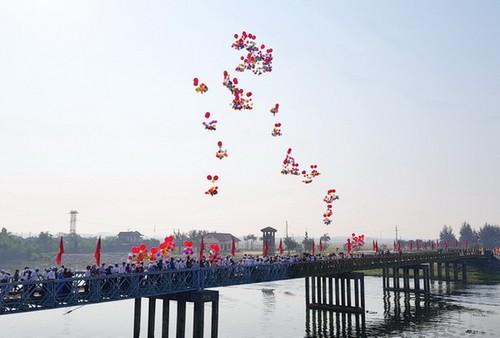 Por convertir a Quang Tri en un símbolo de paz  - ảnh 2