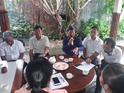 Agricultores de Dong Thap se unen al desarrollo del turismo comunitario - ảnh 1