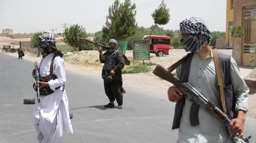 Disturbios en Afganistán después de la retirada de Estados Unidos y sus aliados - ảnh 1