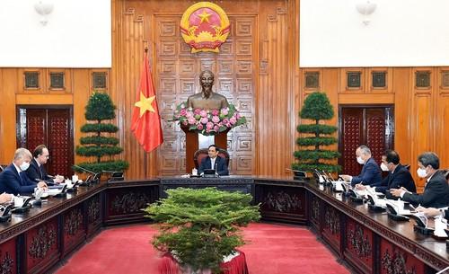 Vietnam y Rusia fortalecen su asociación estratégica integral - ảnh 1