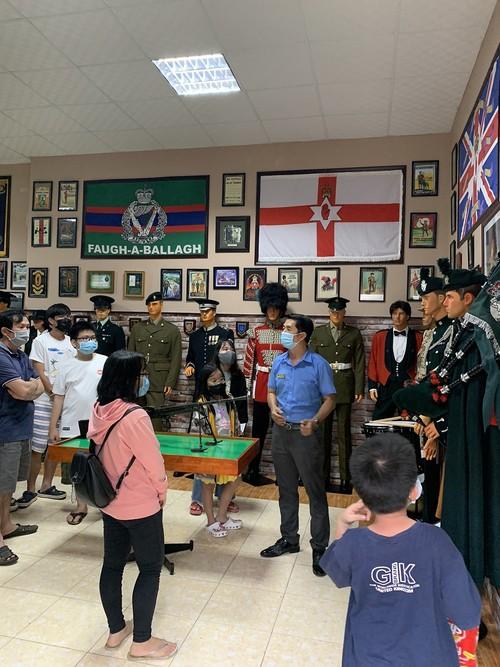 El Museo de Armas Antiguas Robert Taylor, un interesante destino en la ciudad de Vung Tau - ảnh 2