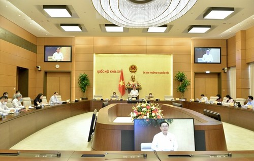 Presidente del Parlamento vietnamita destaca importancia de planificación en el uso de tierras - ảnh 1