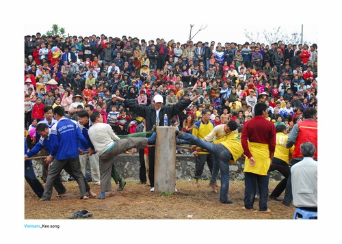Initiatives to promote tug-of-war in Vietnam - ảnh 1