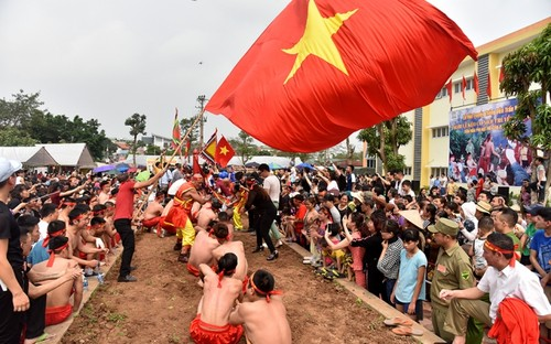 Initiatives to promote tug-of-war in Vietnam - ảnh 2