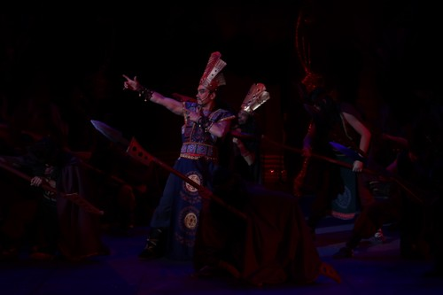 """""""The Magic Stick"""" - first-ever combination of circus and traditional music - ảnh 10"""