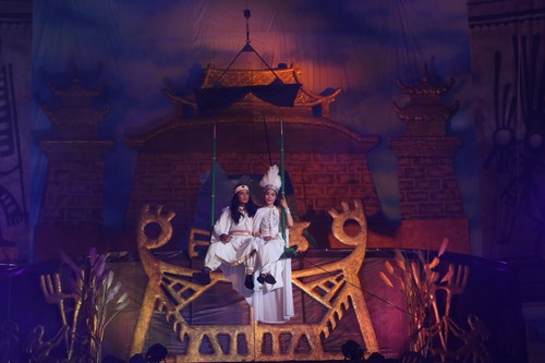 """""""The Magic Stick"""" - first-ever combination of circus and traditional music - ảnh 11"""