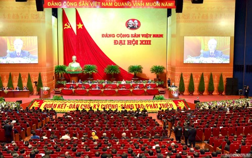 Resolution of 13th National Party Congress studied, disseminated - ảnh 1
