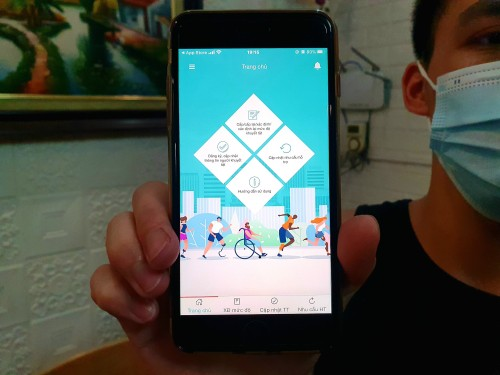 New digital platform makes life easier for people with disabilities - ảnh 4