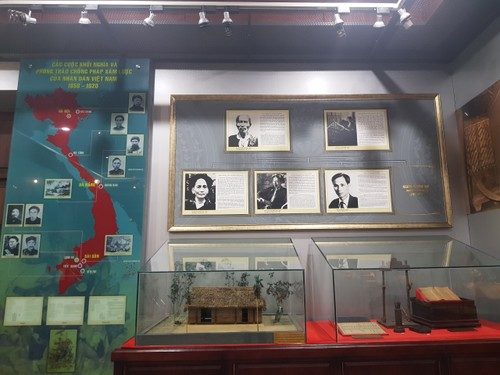 Nha Rong Harbor, Ho Chi Minh Museum tell about the great leader's life, career - ảnh 1