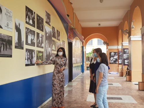Nha Rong Harbor, Ho Chi Minh Museum tell about the great leader's life, career - ảnh 2