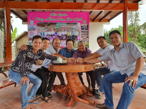 Dong Thap agricultural clubhouse promotes local tourism - ảnh 1