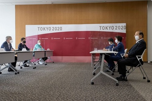 IOC's President praises Tokyo as best prepared Olympic host city ever - ảnh 1