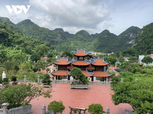 Tan Thanh pagoda – a spiritual boundary marker in the north - ảnh 2