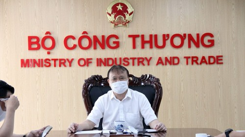 Vietnam aims at 4-5% increase in export turnover in 2021 - ảnh 1
