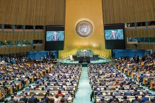 Hochrangige Onlinesitzung zum 75. Gründungstag der UNO - ảnh 1