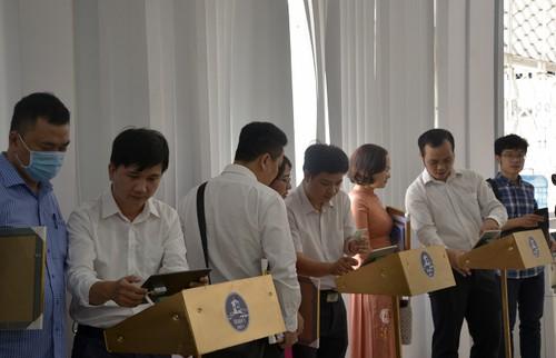 Viele Durchbruch-Modelle in der Verwaltungsreform in Ho Chi Minh Stadt - ảnh 1