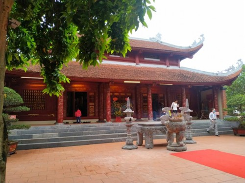 Xa Tac-Tempel–historische Nationalgedenkstätte an der Landesgrenze - ảnh 1