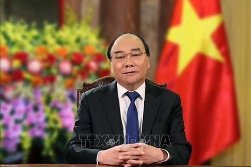 Staatspräsident Nguyen Xuan Phuc schickt Glückwunschbrief zum 70. Jahrestag der Logistik-Akademie - ảnh 1