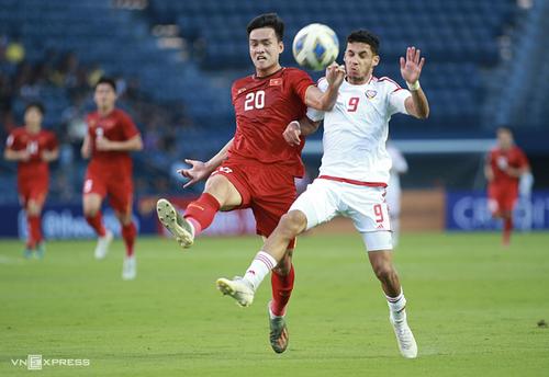 Schwankung in Gruppe der U23-Fußballmannschaft Vietnams in Vorrunde der Asiatischen Fußballmeisterschaft - ảnh 1