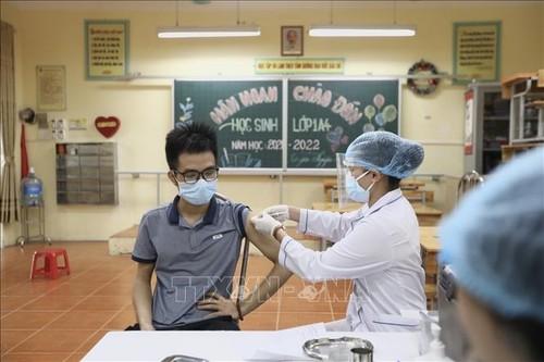 Innerhalb von 24 Stunden: 11.478 Covid-19-Neuinfizierte in Vietnam - ảnh 1