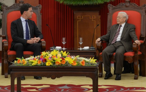 Vietnam-Netherlands ties upgraded to comprehensive partnership - ảnh 2